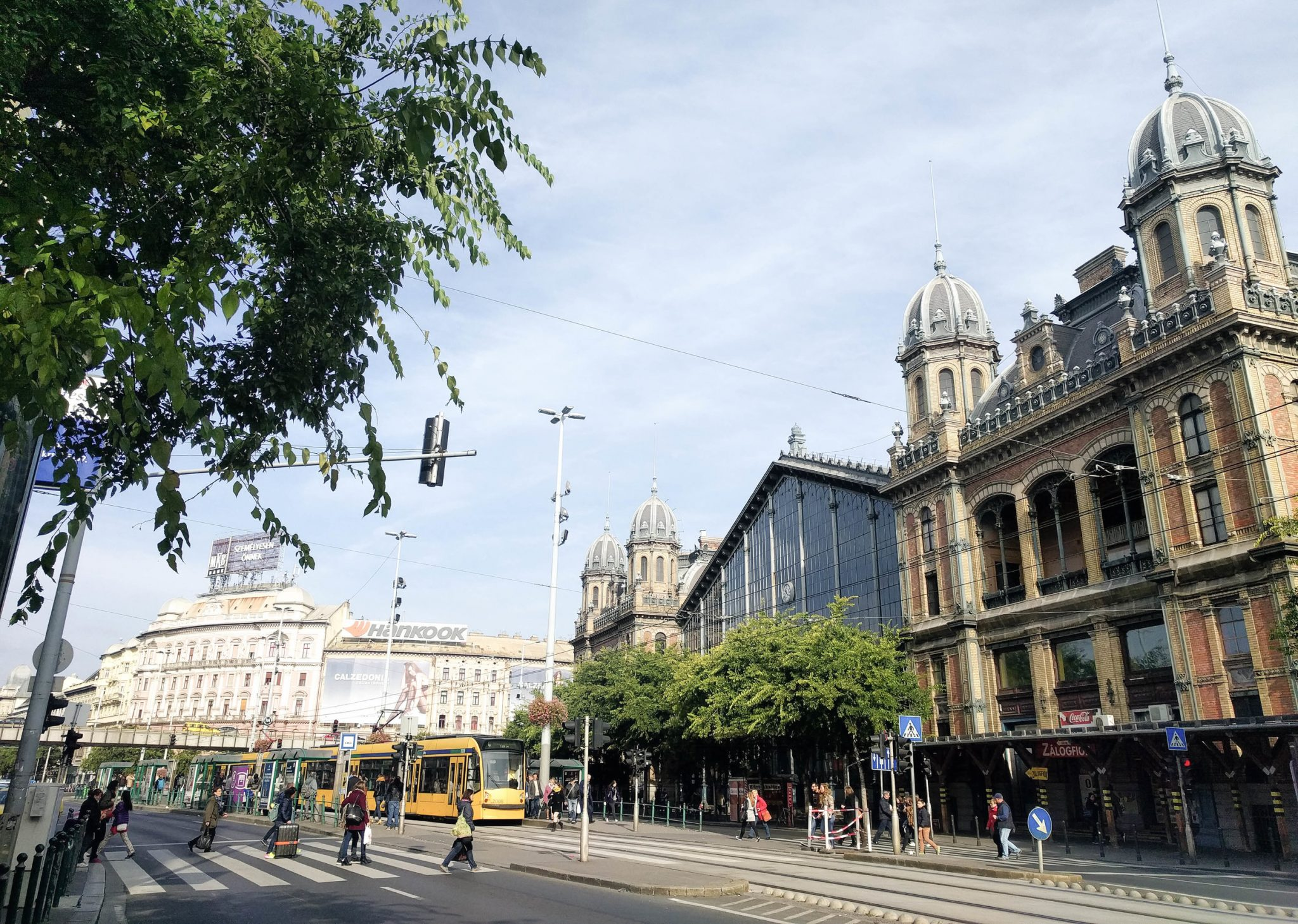 Nyugati Palyaudvar, Budapest