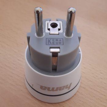 Hungary EU power outlet converter