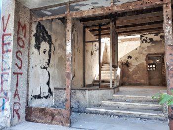 Urban art, Mostar