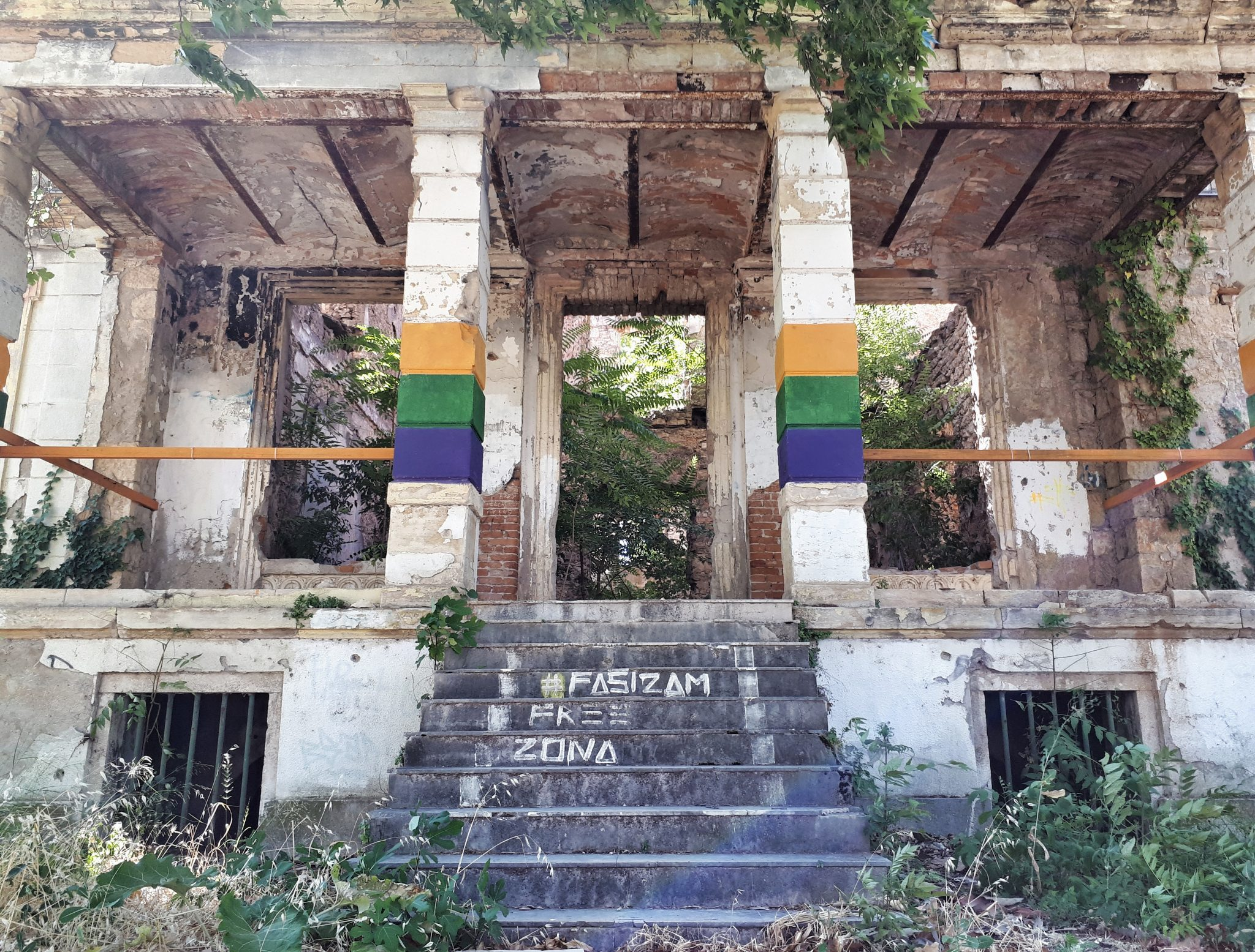 Old building, Mostar