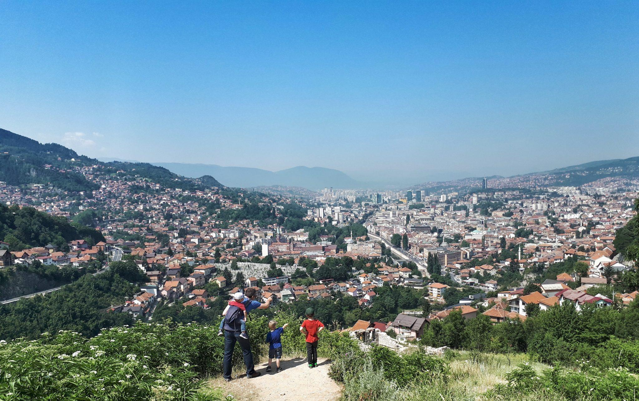 Views of Sarajevo